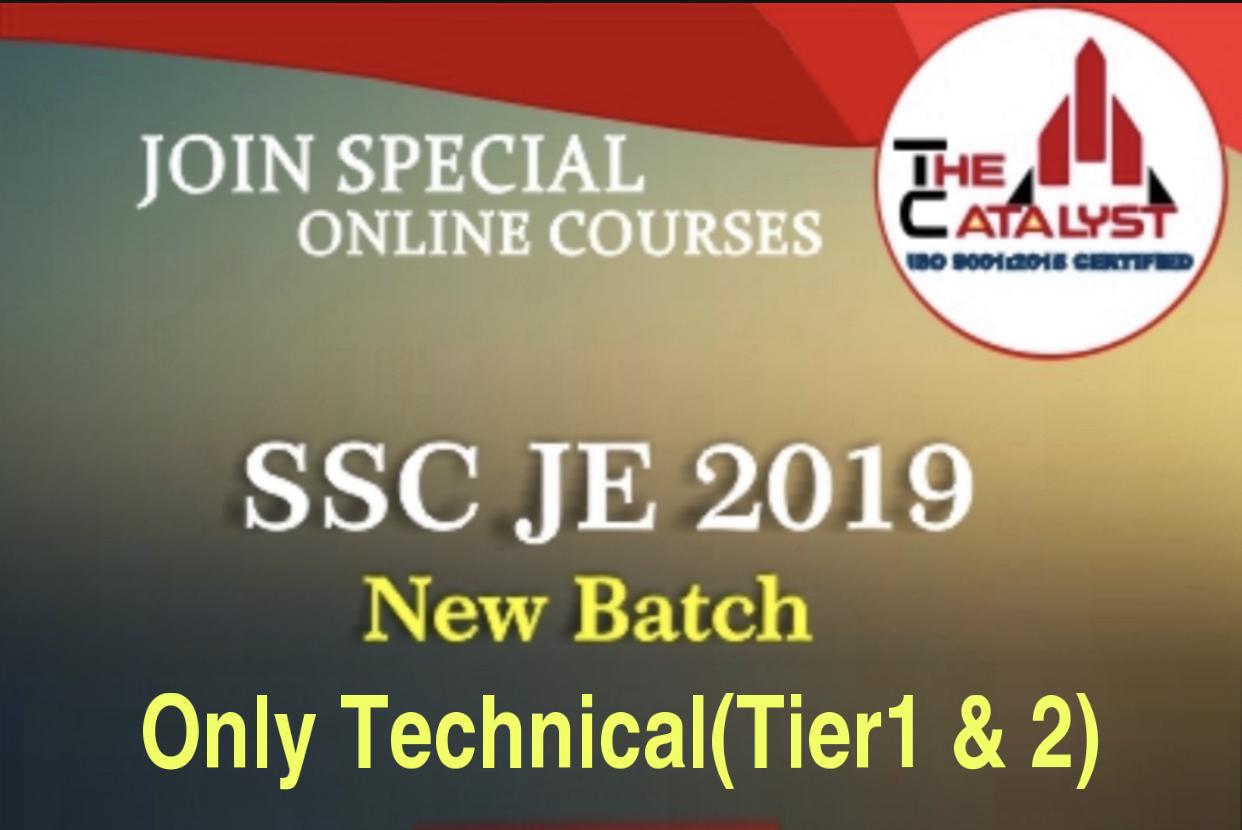 SSC JE 2019(Full Technical)-CIVIL 1.1