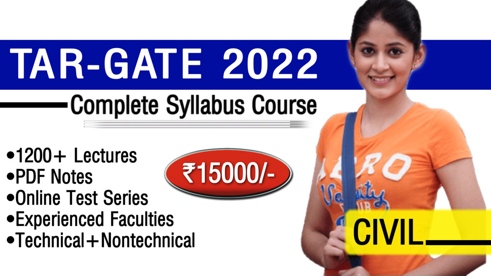 Target GATE-2022(CE)