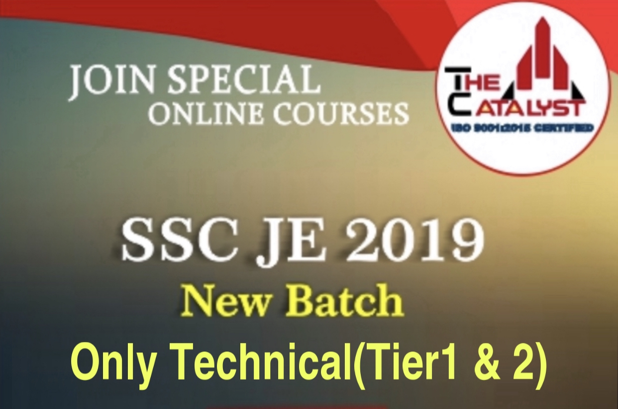 SSC JE 1.1(Full Technical)-Electrical