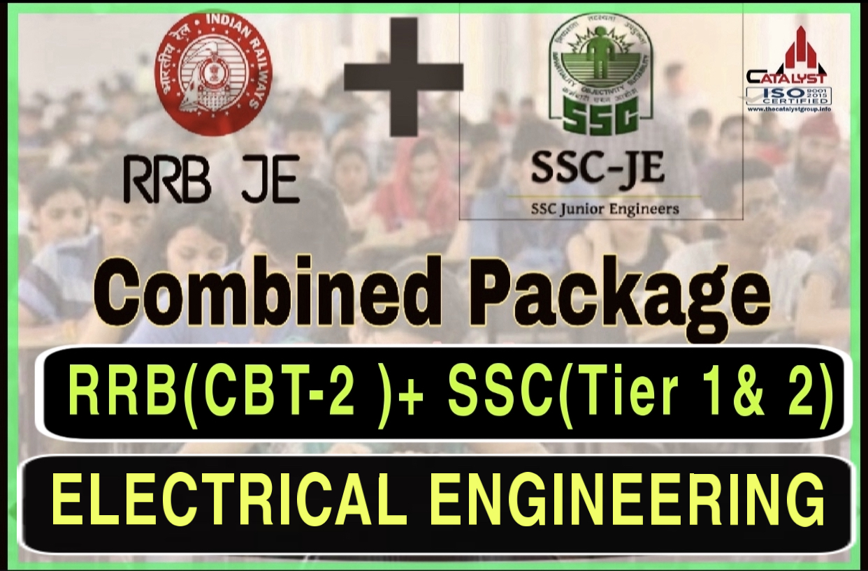 Combined SSC and RRB CBT-2(E.E)