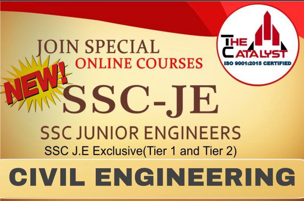 SSC JE-2019(NEW BATCH 1.1-CE)