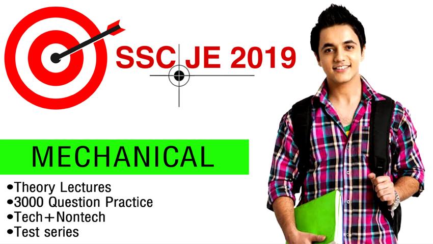 TARGET SSC JE-2019(ME)