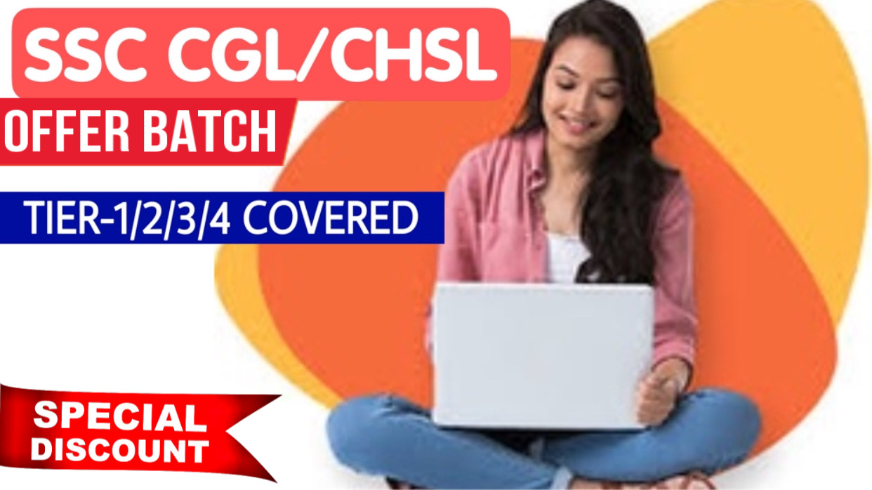 SSC CGL/CHSL New Batch