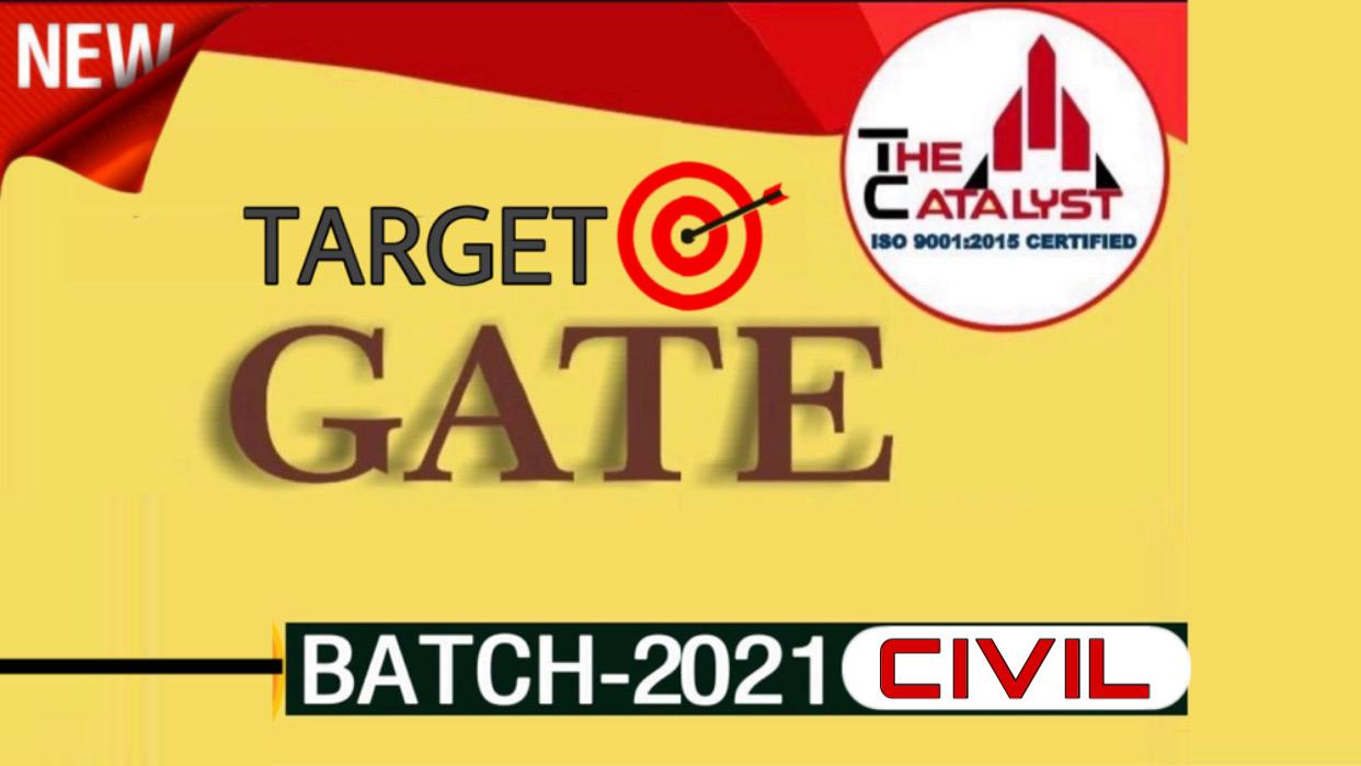 TARGET GATE 2021(CE)