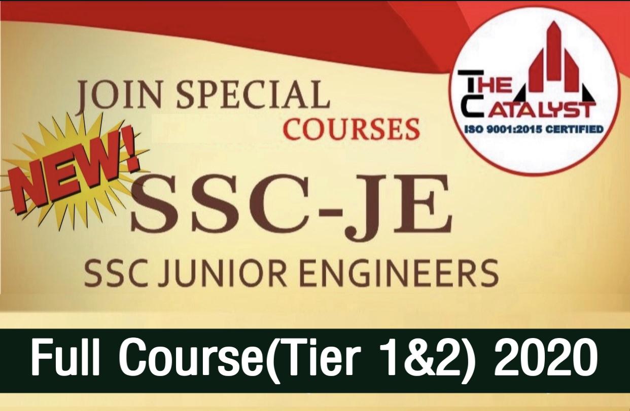 SSC JE-2020(CE-1.1)