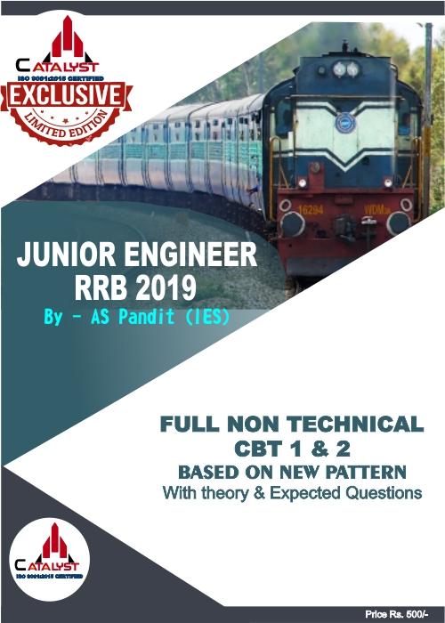 Junior Engineer RRB